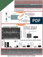 N°141 Carrasco Alteraciones de la fisiología mitocondrial en niños Chilenos con Trastorno del Espectro Autista