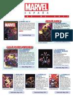 355989682 Catalogo OCTUBRE 2017 Marvel