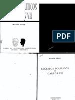 CarlosVII - Escritos políticos.pdf