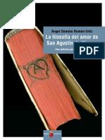 Texto Completo 1 La filosofía del amor de San Agustín de Hipona - una síntesis para bachillerato.pdf.pdf