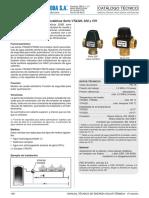 Valvula mezcladora VTA320-520-570