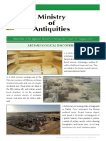 Newsletter of the Egyptian Ministry of Antiquities * Issue 15 * August 2017