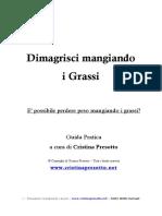 Dimagrisci Coi Grassi