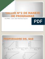 TALLER N°2 DE MANEJO DE PROGRAMAS