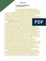 9 Pregatirea Ptr. Integr. La Loc. de Munca(Vegetal) - Modu