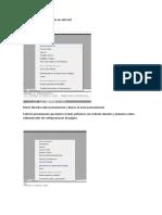 Creación de Presentaciones en Autocad