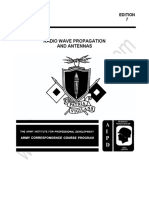 Antennas and Propagation