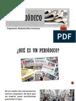 Las Partes Del Periodico