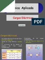 Física Aplicada 1 Cargas Electricas