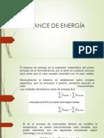 Balance de Energía Teoria(1)