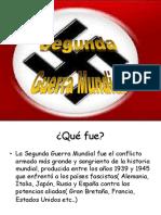 Segunda Guerra Mundial 1