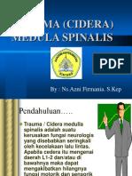 TRAUMA MEDULA SPINALIS.ppt