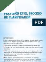 PREVISIÓN EN EL PROCESO DE PLANIFICACIÓN.pptx