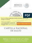 Cartillas de Vacunacion