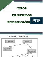 Tipos de Estudos Epidemiologicos
