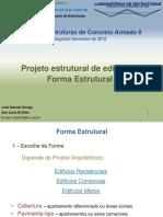 Aula 3 - Projeto Estrutural