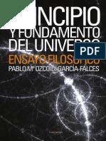 Principio y Fundamento Del Universo