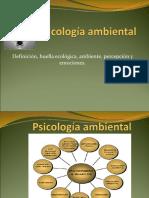 Psicologia Ambiental Definicion Aula Virtual