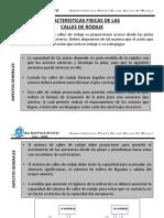 AEROPUERTOS  CAPITULO 7 CARACTERISTICAS FISICAS DE LAS CALLES DE RODAJE.pptx