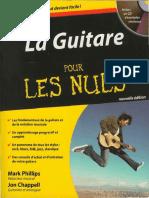 La Guitare Pour Les Nuls - Inconnu(e)
