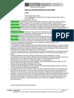 Corrientes Literarias Resueltas