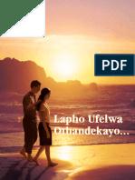Lapho Ufelwa Othandekayo