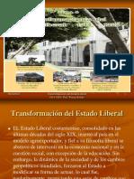Tema 6 Transformaciones Del Estado Liberal