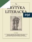 Krytyka Literacka 3 2017
