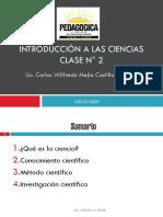 clase2introduccionalacienciasupes-140118171648-phpapp02