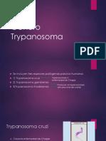 Genero Trypanosoma