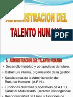 Administracion Del Talento Humano Diapo.