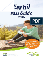 Eurail Pass Guide 2016 Eng