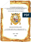 Estudio de evasión fiscal en Lima Metropolitana