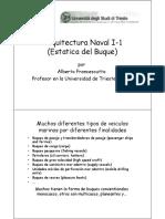 Arquitectura Naval I-Parte1