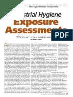 Aiha Journal  = Industrial  Hygiene