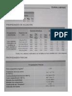 Ficha Tecnica Duraluminio