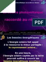 Le solaire photovoltaïque raccordé au réseau.pdf