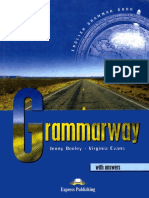 Grammarway 4 With Answers