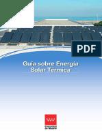 Guia Sobre Energia Solar Termica Fenercom 2016