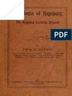 House of Hapsburg r 00 Wats