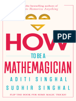 How to be A Mathemagician (2017).epub