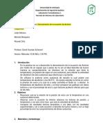 Informe Termo Antoine
