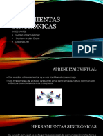 HERAMIENTAS SINCRONICAS