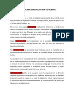 LA PRESCRIPCIÓN ADQUISITIVA DE DOMINIO.docx