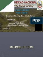 P Hiddraulico Majes-Siguas