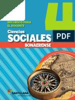 Ciencias Sociales 4 Bona en Movimiento