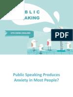 Public Speaking Cita Super Fix