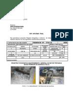 3744 _4_ Informe 0090 Mantenimiento Motoreductor Trif