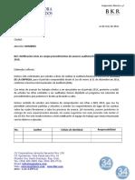 Carta Notificacion Al Cliente