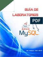 Guía de laboratorios java&mysql